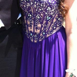 Angela and Alison Prom Dress